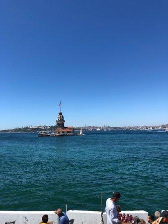 İstanbul Bosphorus,maidens tower
