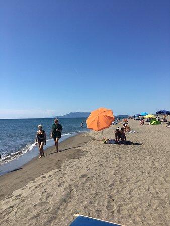 pace sull'ultima spiaggia