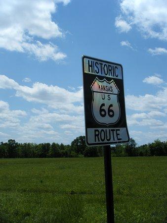 Route 66 Kansas