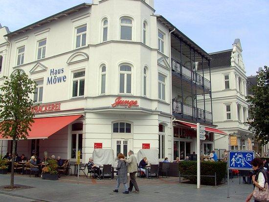 Hauptstrasse Binz