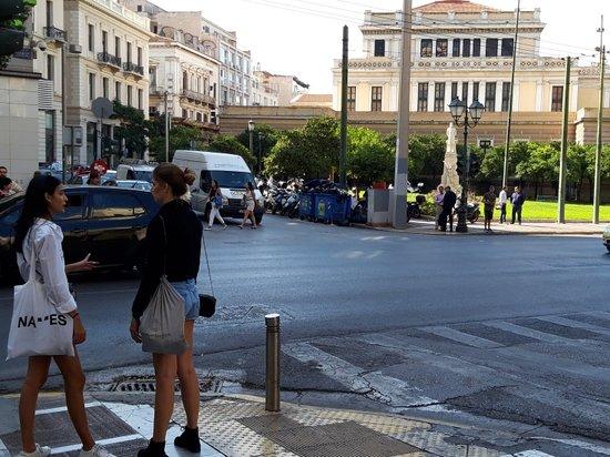 Attica, Hellas: Athens