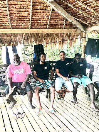 Uepi, Solomon islands/Isole Salomone: The boys