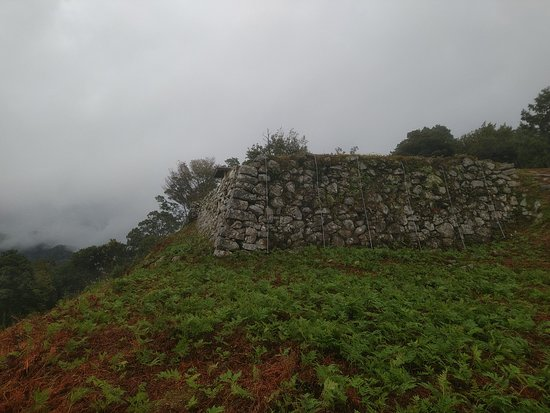 Arikoyama Castle Ruins