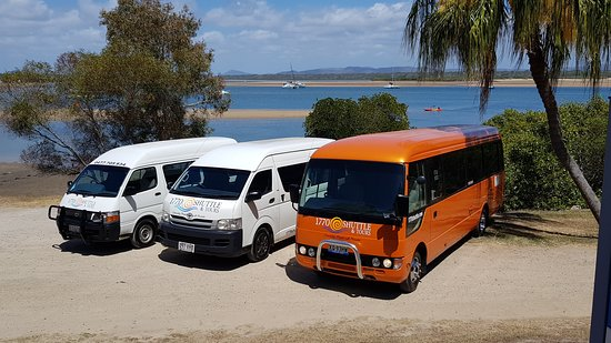 1770 Shuttle & Tours