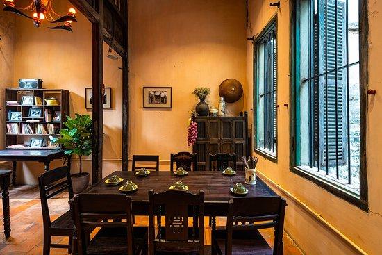 Liu Riu Vietnamese Restaurant Hanoi Menu Prices