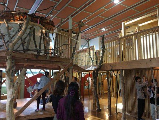 Chokaisan Wooden Toy Museum