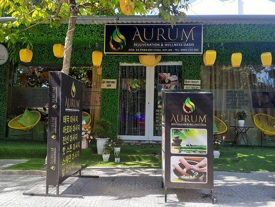 Aurum Wellness Oasis
