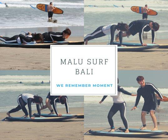 Malu Surf Bali