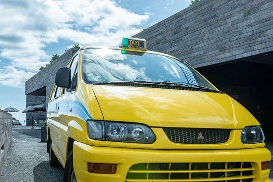 Táxi Top Calheta