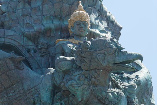 Garuda Wisnu Kencana Park Bali Adgangskort: not again for a while