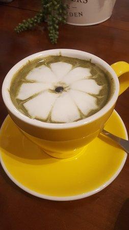 Good Green Tea Latte
