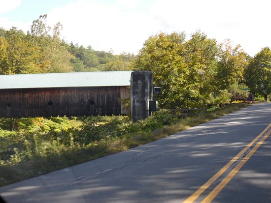 Hall Covered Bridge