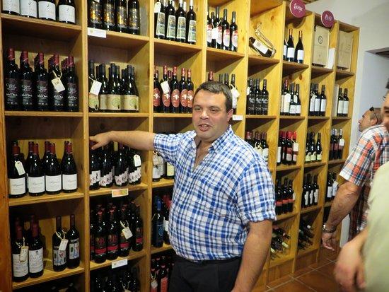 Centro do Vino da Ribeira Sacra