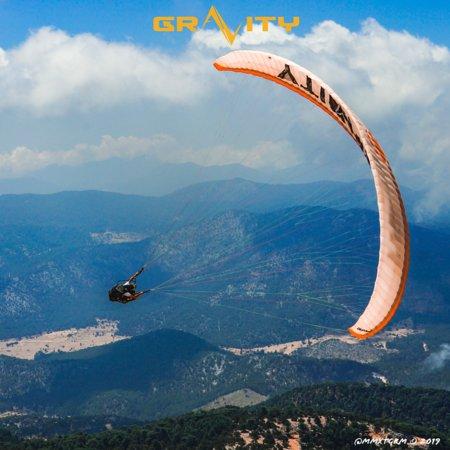 Gravity Tandem Paragliding