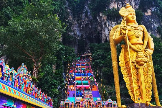 ‪Group Tour: Batu Caves & Cultural Exploration Tour‬