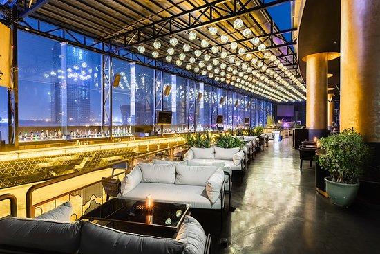 Aer Lounge Dubai Dubai International Financial Centre Difc Menu Prices Restaurant Reviews Tripadvisor