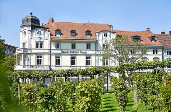 Park Hotel Post, Hotels in Freiburg