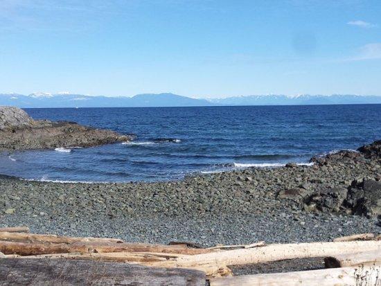 Nanaimo, Canada: Lovely ocean view