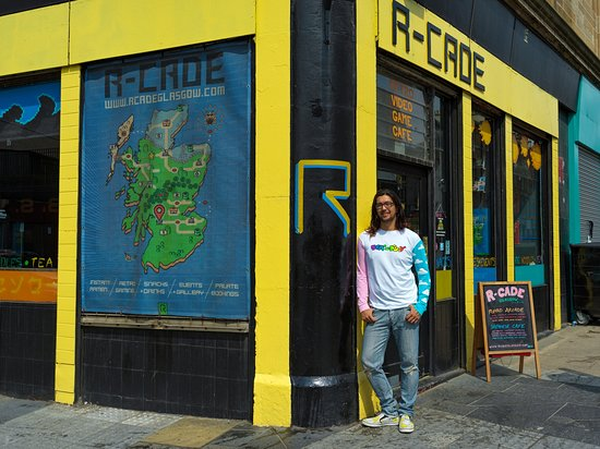 R-CADE Glasgow