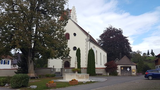 Heiligenberg, Nemecko: Kirche