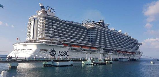 Foto de MSC Seaside
