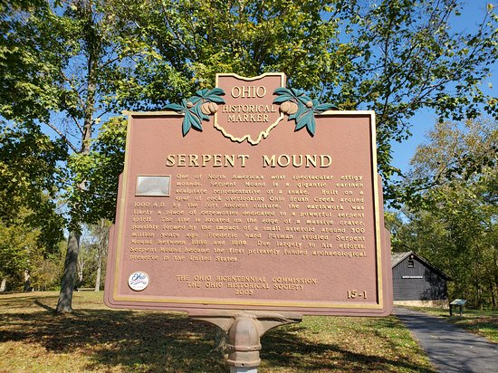Peebles, OH: The history of the mound