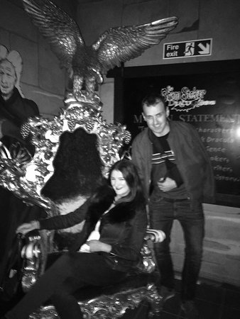 Foto de CASTILLO DE Bram Stoker DRACULA Experience Dublin