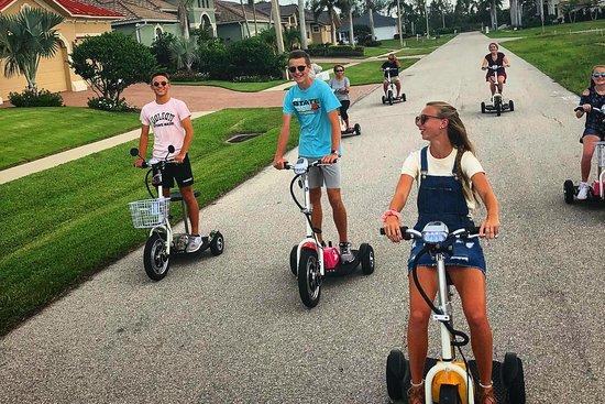 Trike Tours USA Marco Island