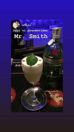 Mr smith. Profumo di basilico