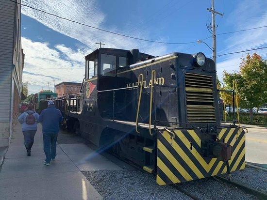 FALL COLOR TRAIN RIDE 2019