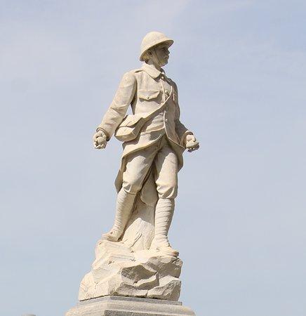 Monument aux morts d'Oletta