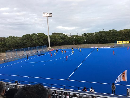 Oi Hockey Stadium