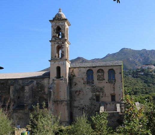 Le couvent Saint François