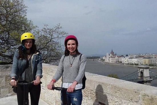 Budapest Highlights 2.5-Hour Segway...