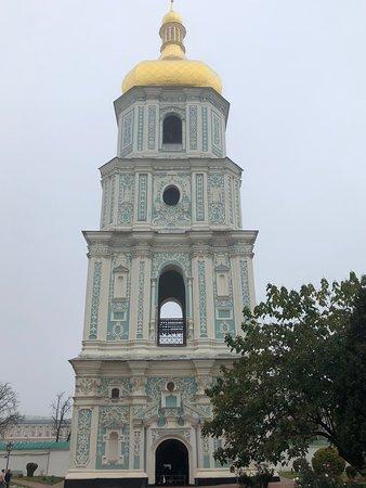 Stunning – obrázek zařízení Sofiiskaya Belfry, Kyjev - Tripadvisor