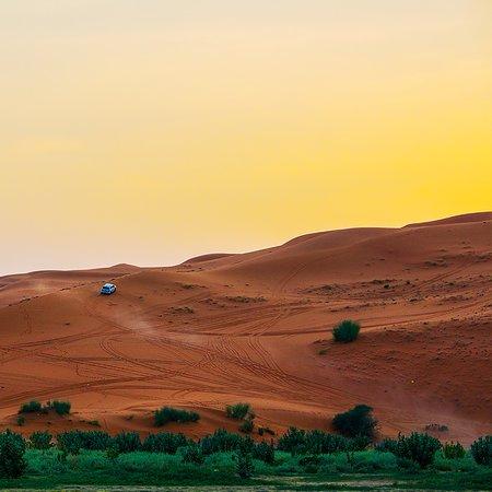 Al-Muzahmiyya, Saudi Arabia: Explore the natural beauty of Riyadh's Al Kharrarah National Park
