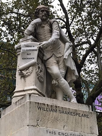 Shakespeare Monument London 2019 All You Need to Know