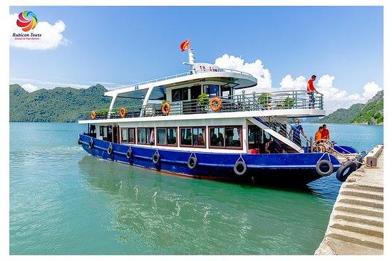 Ha Long Bay - Lan Ha Bay 1 dag - 8 uur