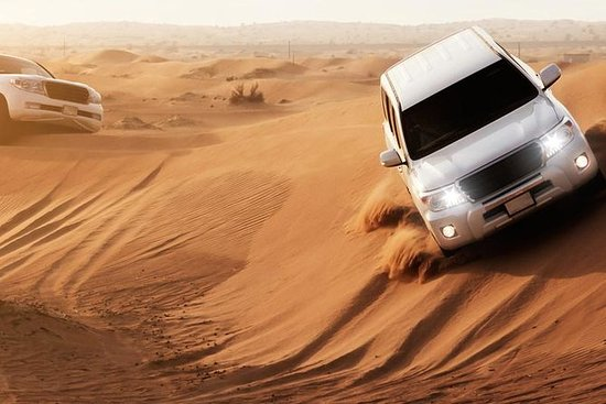 Dubai Desert Safari - Land Cruiser ...