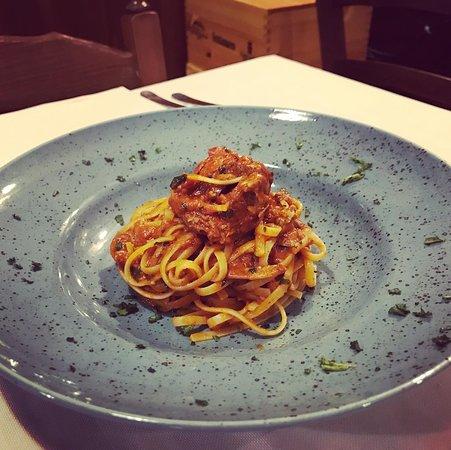 Tagliolini All'Astice