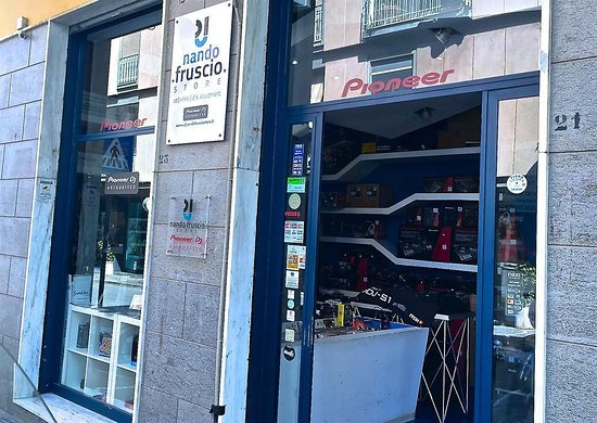 Dj Nando Fruscio Store