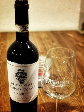 Vendita di vini in bottiglia