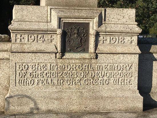Devonport Great War Memorial