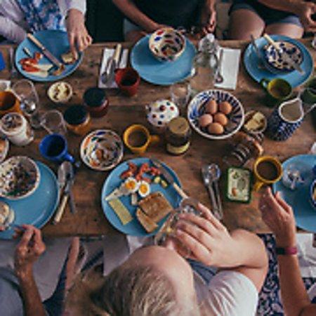 Lubrin, Spanien: Breakfast