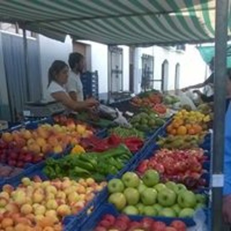 Market Day in Lubrin