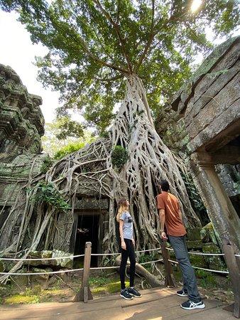 Dátumové údaje lokalít v Kambodži