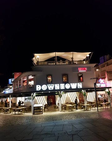 Downtown Restaurants & Co: Great bar & restaurant