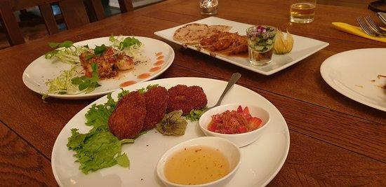 Thai Boutique: Our Starter Selection