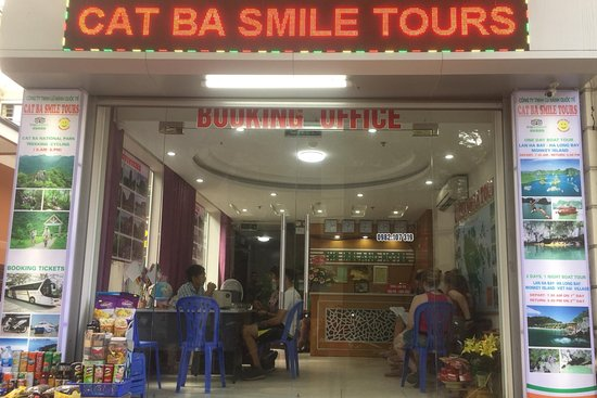 Cat Ba Smile Tours
