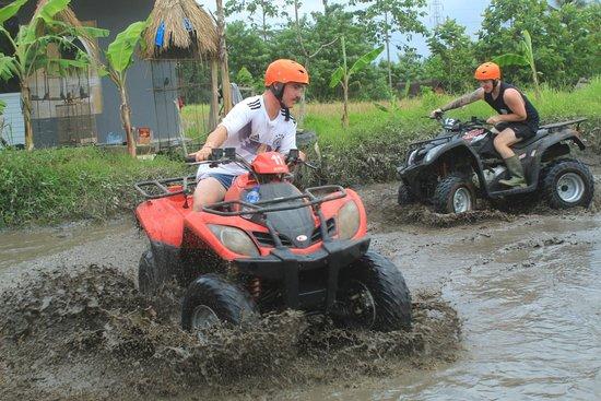 Bali ATV Quadbike Adventure